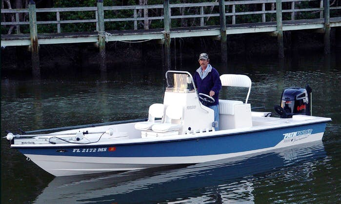 Enjoy 22' Pathfinder (Night Flight) Center Console Fishing Charter In Marco Island, Florida