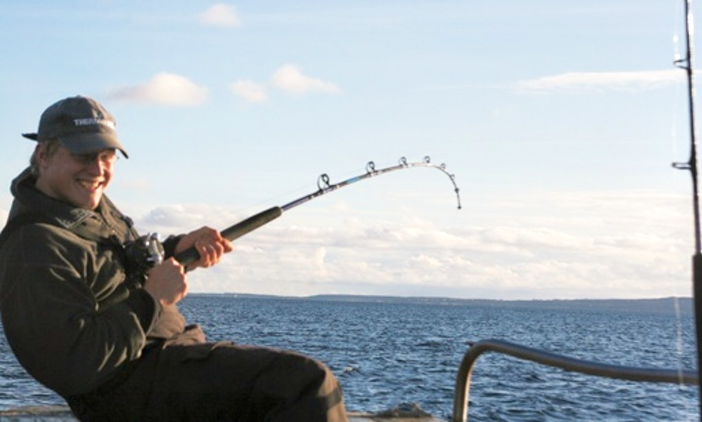 38 39 fishing charter in gallway getmyboat for How much is a one day fishing license