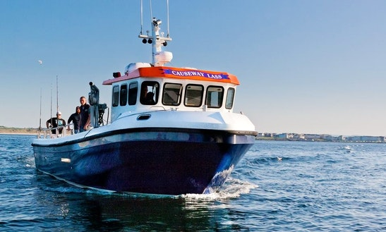 Deep Sea Fishing Trip Charter In Portrush