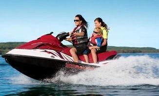 Jet Ski Rental (Yamaha Waverunner), Sutton Lake, Sutton, WV