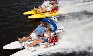 Craig Cat 2-Person Boat - Sutton Lake, West Virginia