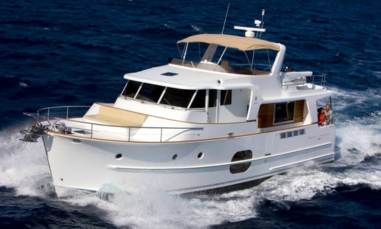 Beneteau Trawler 52 In Split