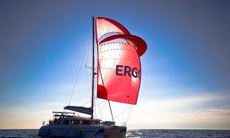 "Cruising Catamaran ""Nordea"" Lagoon 421 in Estonia, Spain"