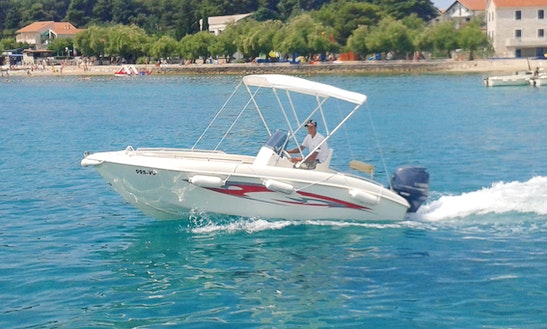 Aq 540 Sports Boat In Vodice