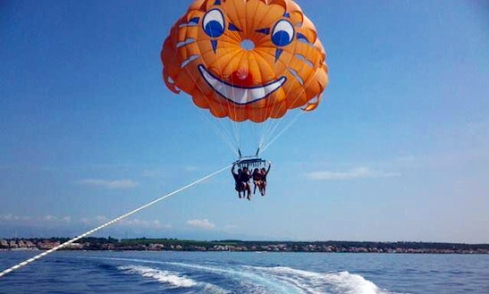 Parasailing Flights Hire In Croatia