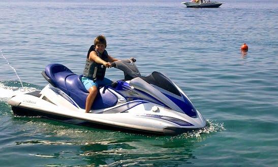 Jet Ski Watercraft Hire In Croatia