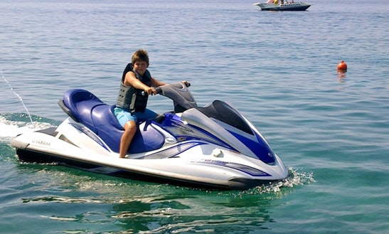 Jet Ski Watercraft Hire In Croatia