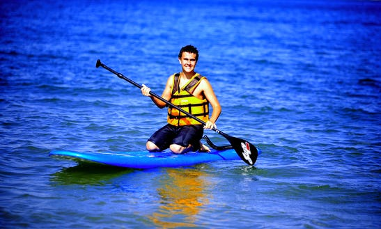 Stand Up Paddleboard Rental In Georgetown