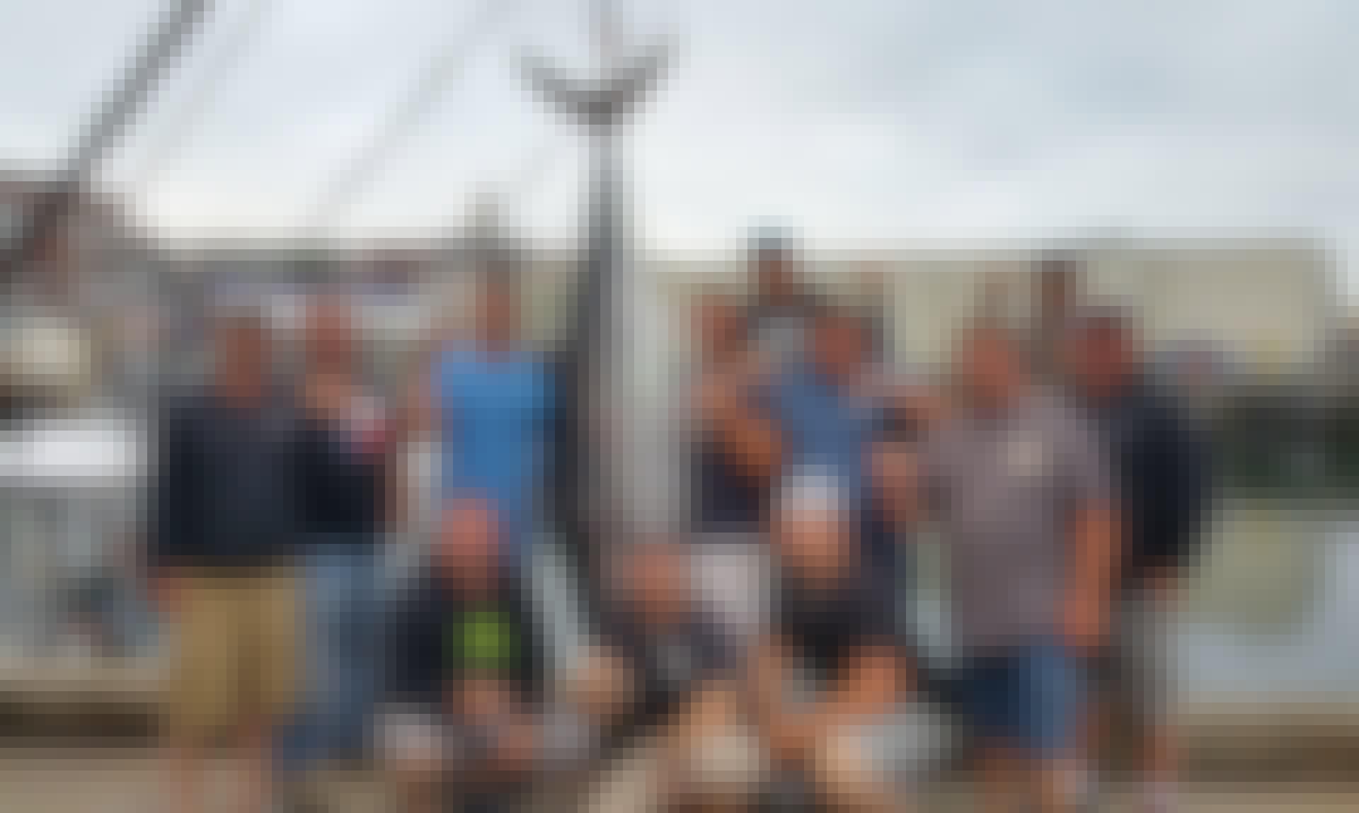 """Fishing Charters On 38ft """"Subdivider"""" Trawler In Gloucester, Massachusetts"""