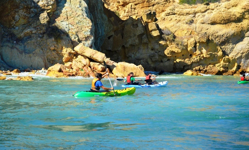 Kayak Rental & Trips in Albufeira, Portugal