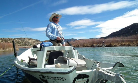 Guided Fishing Float Trips In Navajo Dam