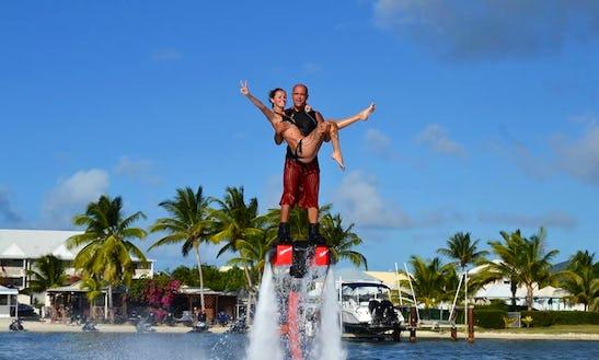 Flyboarding Rides In Saint Martin