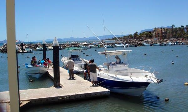 29' Fishing Trip Charter In Loreto