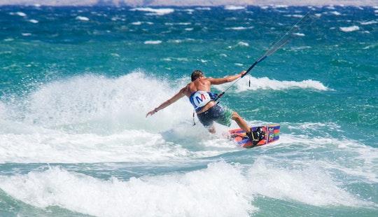Kitesurfing Lessons, Rental & License In Kos