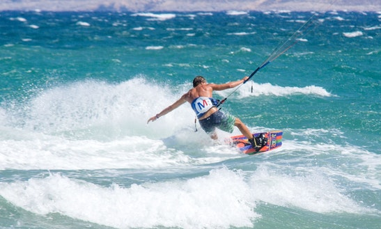Kitesurfing Lessons, Rental & License In Kos