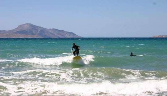 Surfing Lessons & Rental Equipment In Kos