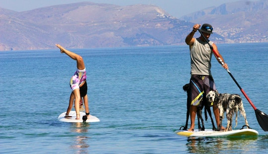 Stand Up Paddleboard Rental & Lessons In Kos