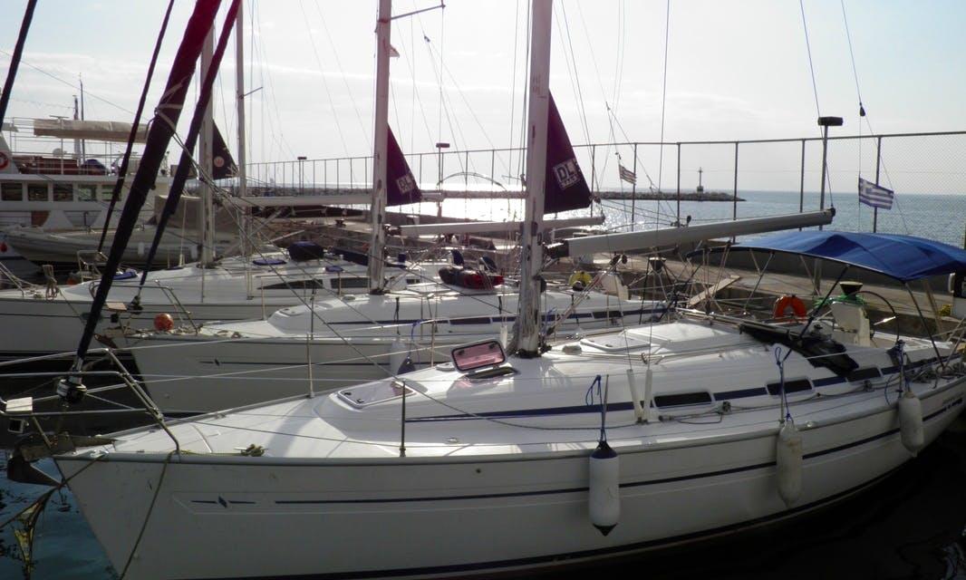 "Charter Bavaria 36 ""Teranga"" Yacht In Greece"