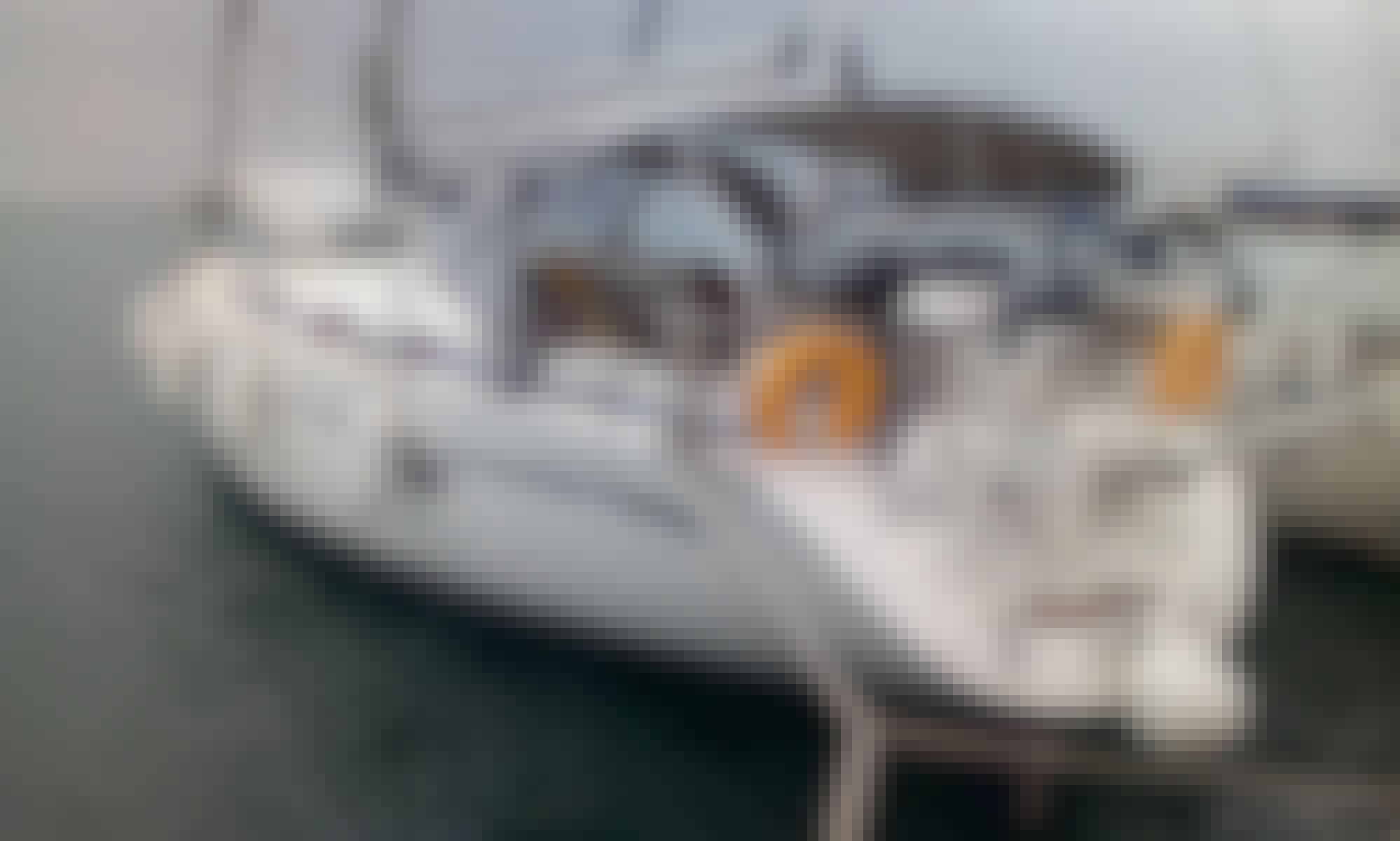 "Charter the Bavaria 42 ""Nefeli"" Sailing Yacht In Greece"