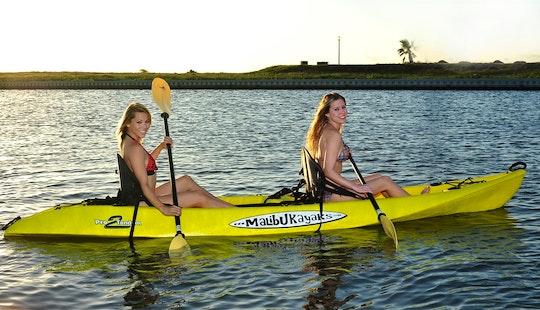 Rent A Kayak And Explore Padre Island National Seashore!