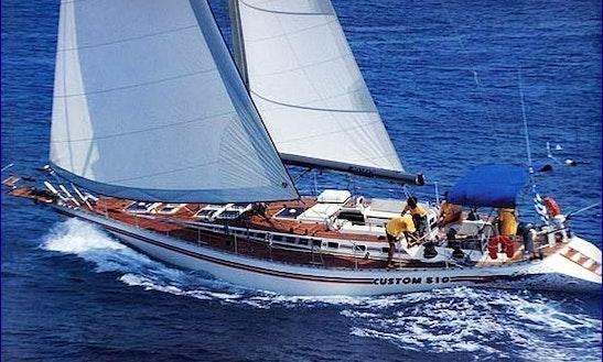 Charter Baltic Custom 53 Sailing Yacht In Kos