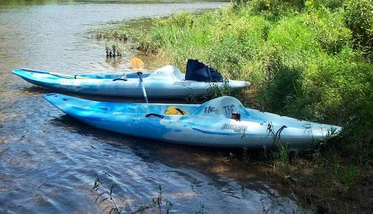1-person Kayak Trips & Rental In Meramec Township