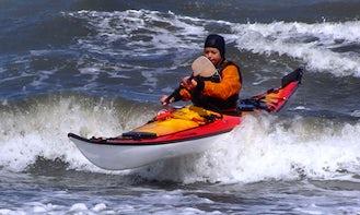 Kayak in Ashhurst