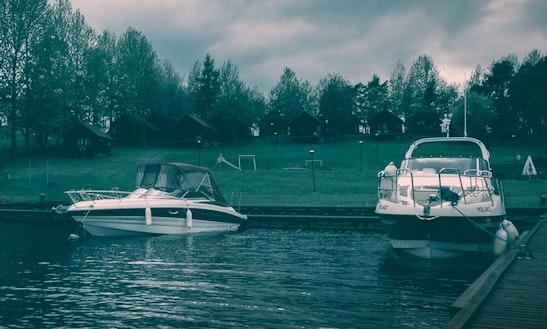Zatoka Speed Boat In Wegorzewo