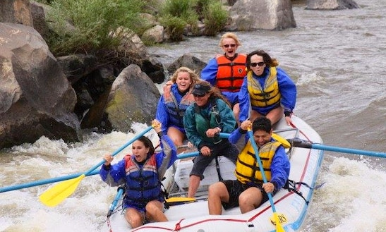 Rafting Trips In El Prado, Mexico