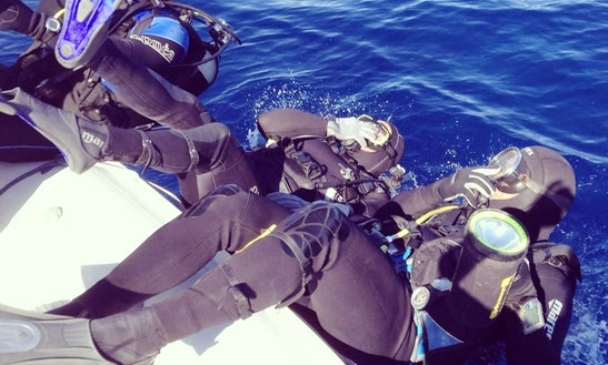 Try Scuba Diving In Lasithi, Greece!