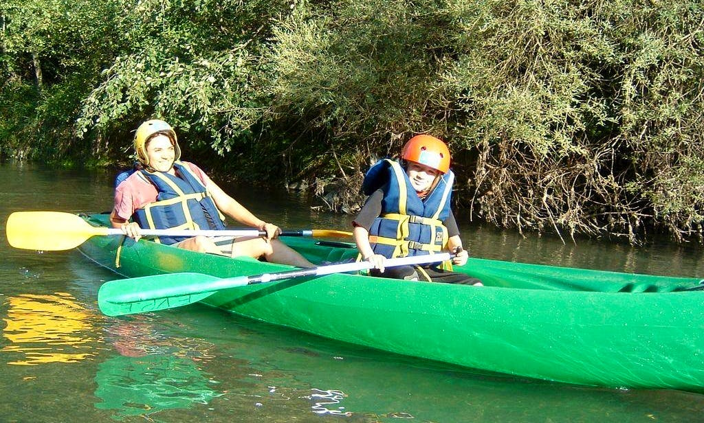 Canoe Trips for 2 Person in Tramezaigues, France
