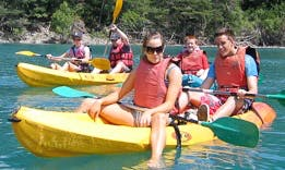Canoe Adventure Day Trips in Tramezaigues, France