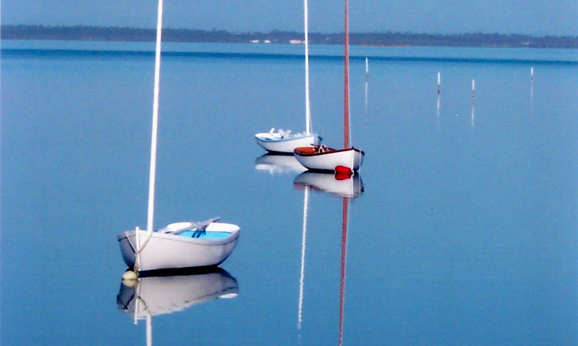 Enjoy Elbow Cay,  The Bahamas On 12' Daysailer
