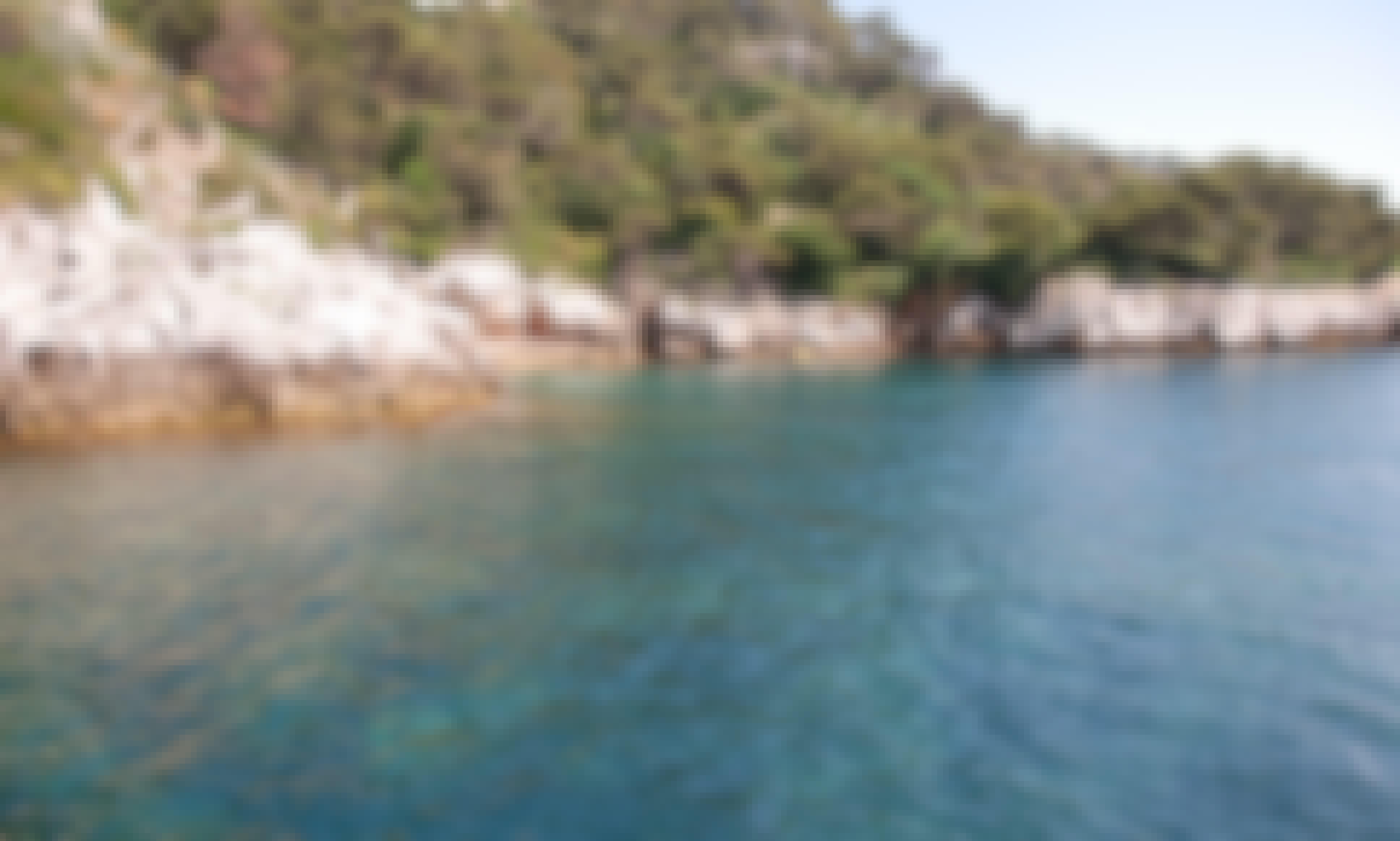 Snorkeling trip in Nice