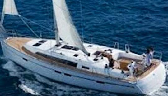 Bavaria 46 Zefyros Cruising Monohull Rental & Charter In Magnisia, Greece