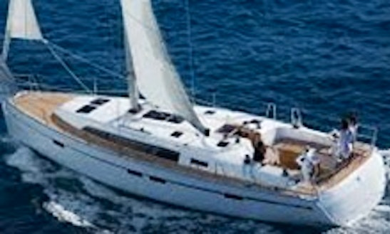 Bavaria 46 Zefyros Cruising Monohull Rental & Charter In Magnisia, Greece