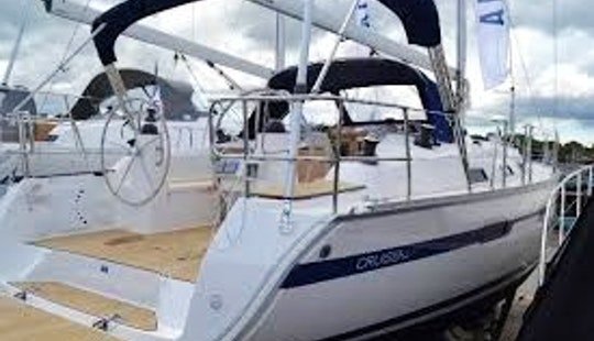 Bavaria 45 Cruiser-voyager Cruising Monohull Rental & Charter In Magnisia, Greece