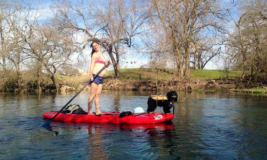 Book A Stand Up Paddleboard In San Marcos, Texas