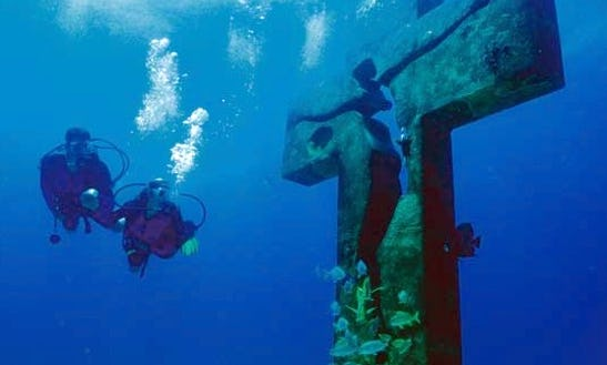 Scuba Diving In Isla Mujeres