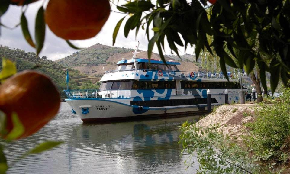 'Pirata Azul' Boat Cruise Trips in Vila Nova de Gaia