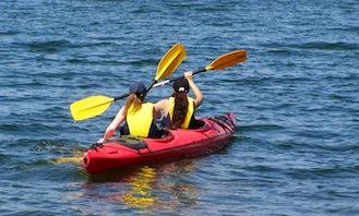 2 Pax Kayaking in Batak