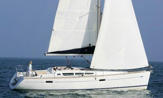 Black Sea Yacht In Bulgaria
