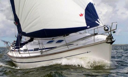 'fortunato' Bavaria 41 Sailing Monohull Charter In Santorini