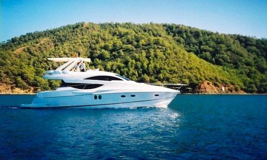 Numarine 52 Fly Mega Yacht Charter In Vrsar