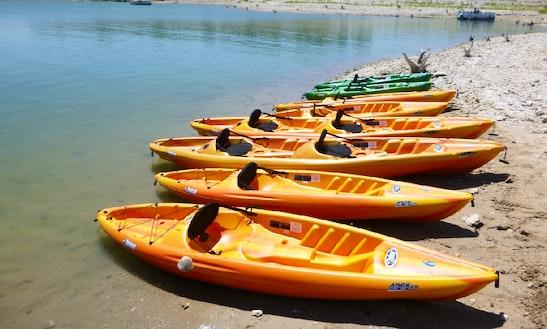 Single Kayak Rental In Lago Vista