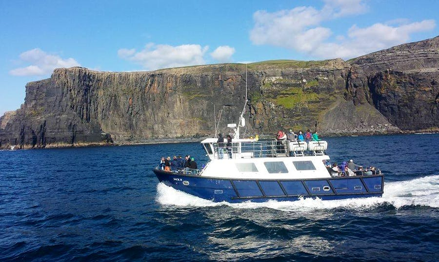 Inis Oirr and Cliffs Cruise In Ireland