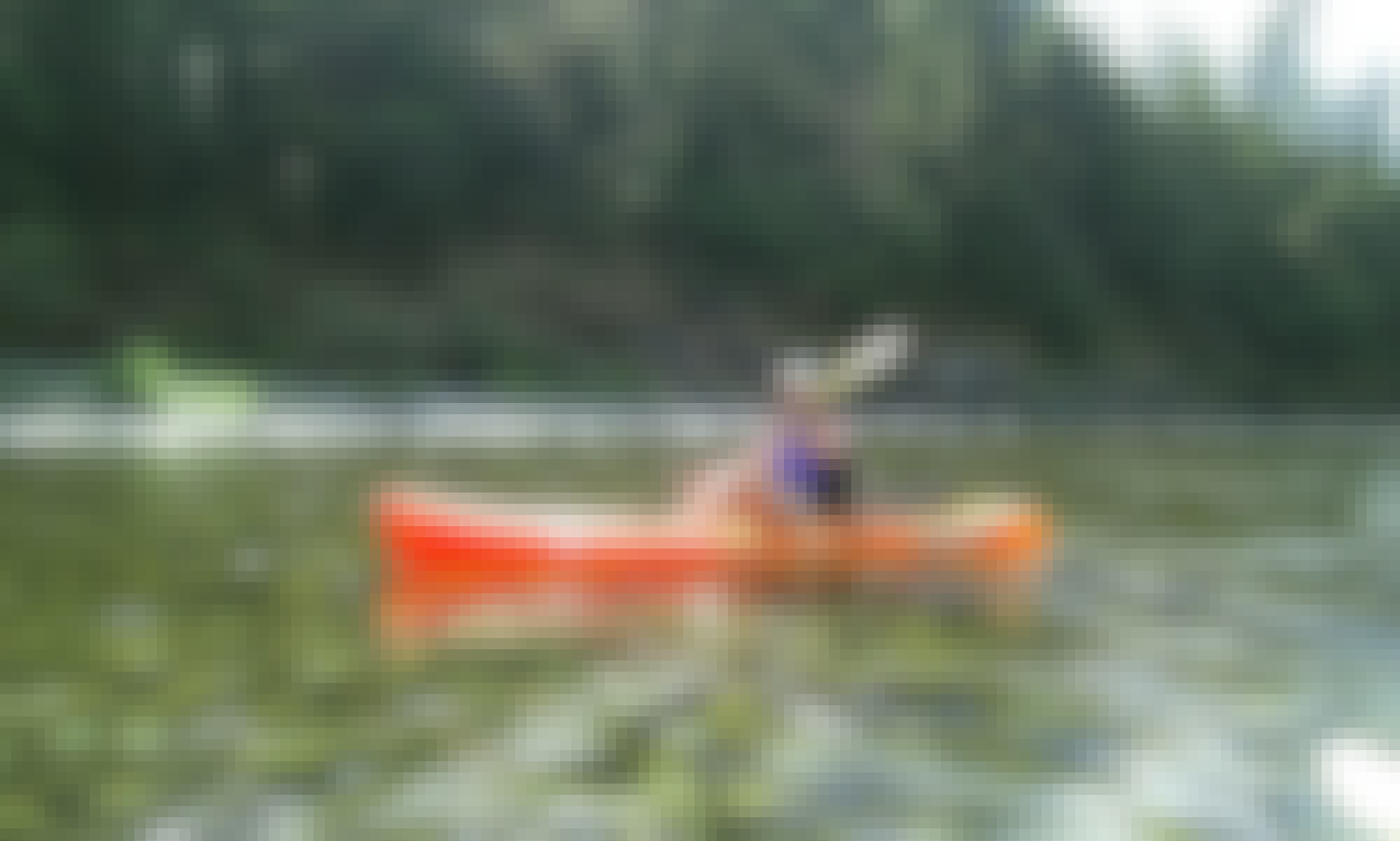 Fun-filled Kayak Adventure for All Skill Level in Smith River, California