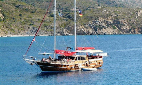 Msy Okyanus Jd Gulet  In Antalya
