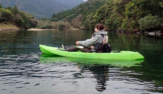 Kayak In Yakushima-chō