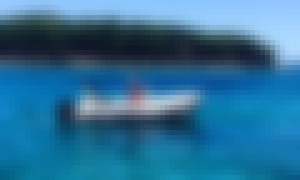 Trim RIB Boat in Biograd na Moru